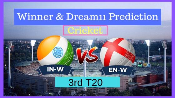 India Women vs England Women 3rd T20 T20