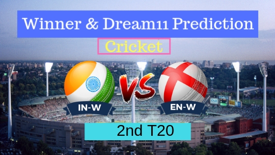 India Women vs England Women 2nd T20 T20