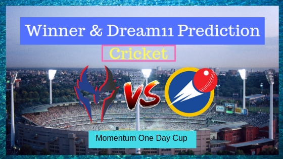 Knights vs Titans 29th ODI Momentum One Day Cup