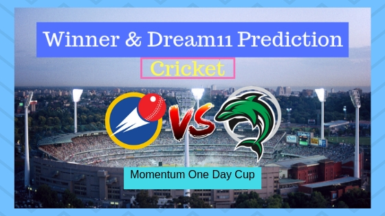 Knights vs Dolphins 24th ODI ODI