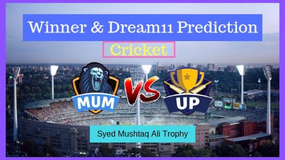 Mumbai vs Uttar Pardesh Group-B,C2 vs E2 T20 T20