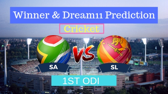 South Africa vs Sri Lanka 1st ODI ODI