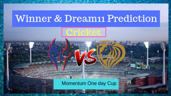 Titans vs Highveld Lions 27th ODI ODI