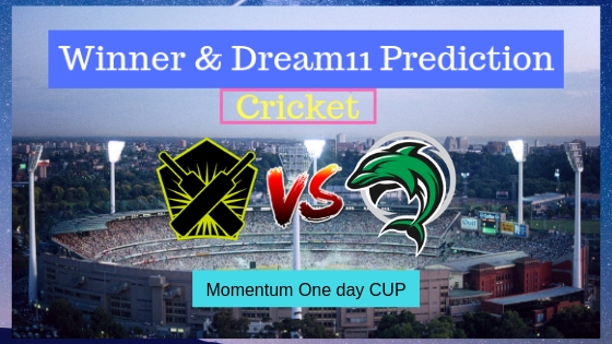 Warriors vs Dolphins 25th ODI ODI