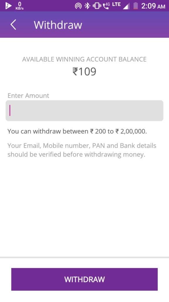 fantain earn money