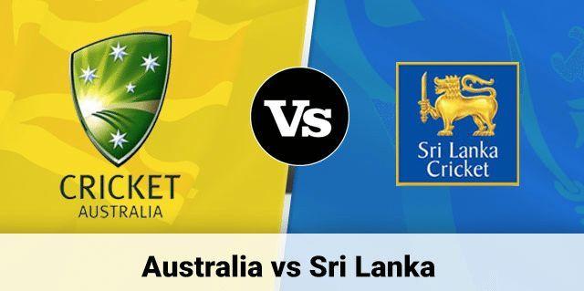 Australia vs Sri Lanka 7th Warm-up Match World Cup