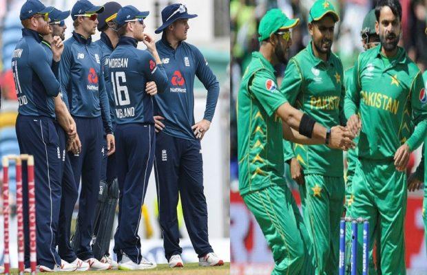 England vs Pakistan 3rd ODI PAK Tour ENG
