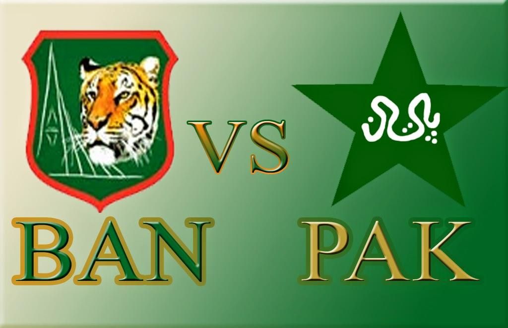 Pakistan vs Bangladesh 6th Warm-up Match World Cup
