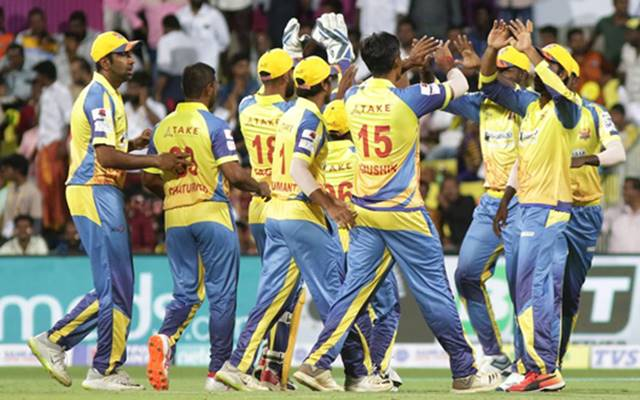 Dindigul Dragons vs Madurai Panthers 5th T20 TNPL