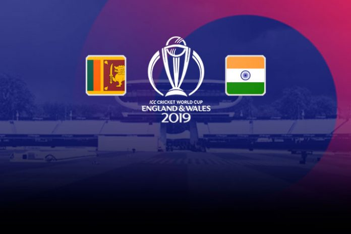 Sri Lanka vs India 44th ODI ICC Cricket World Cup