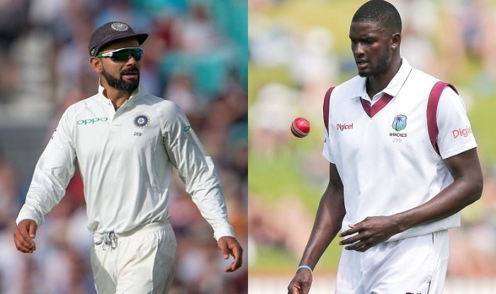 India vs Windies 1st Test IND Tour WI
