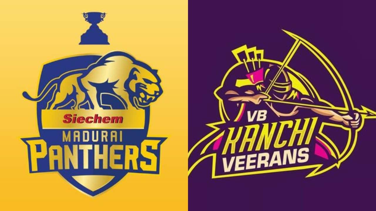 Madurai Panthers vs VB Kanchi Veerans Eliminator T20 TNPL