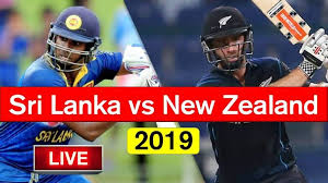 Sri Lanka vs New Zealand Sri Lanka NZ Tour SL