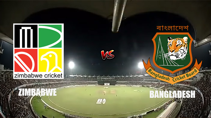 Bangladesh vs zimbabwe Tri-Series
