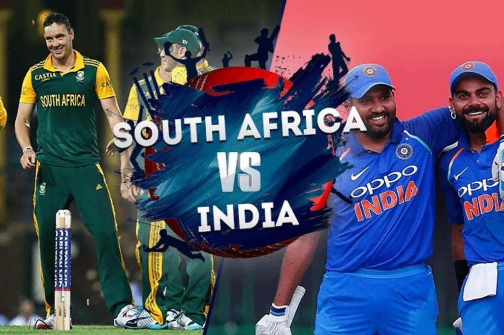 India vs South Africa RSA Tour Of IND