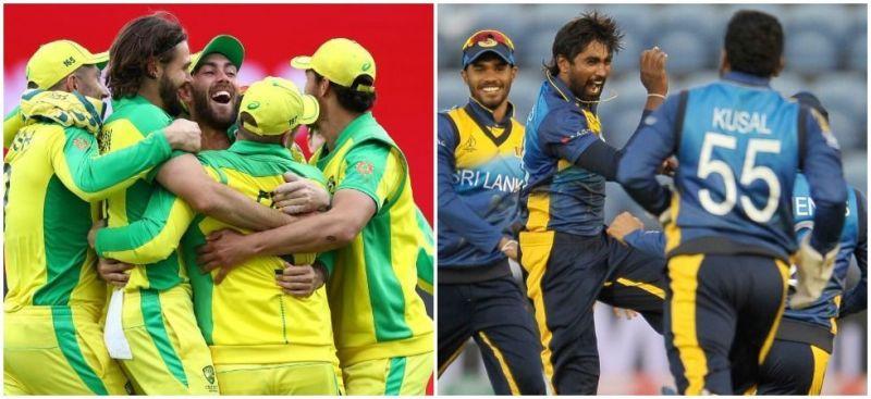 Australia vs Sri Lanka SL Tour AUS