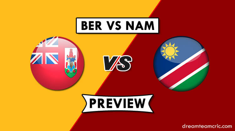Namibia vs Bermuda ICC T20 World Cup Qualifier