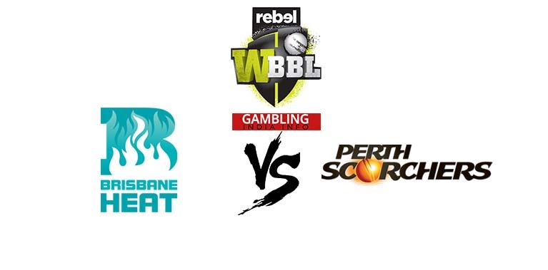 Brisbane Heat Women vs Perth Scorchers Women Women Big Bash League