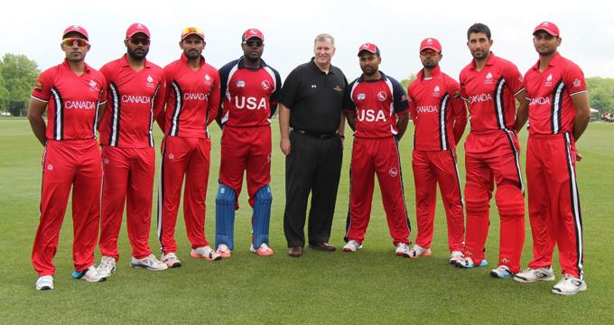 Oman vs Canada ICC T20 World Cup Qualifier