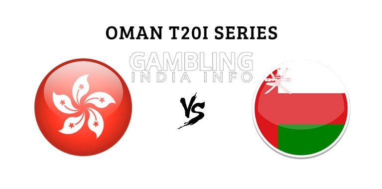 OMAN vs Hong Kong Oman T20 Series