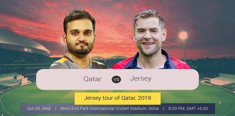 Qatar vs Jersey Jersey Tour Qatar
