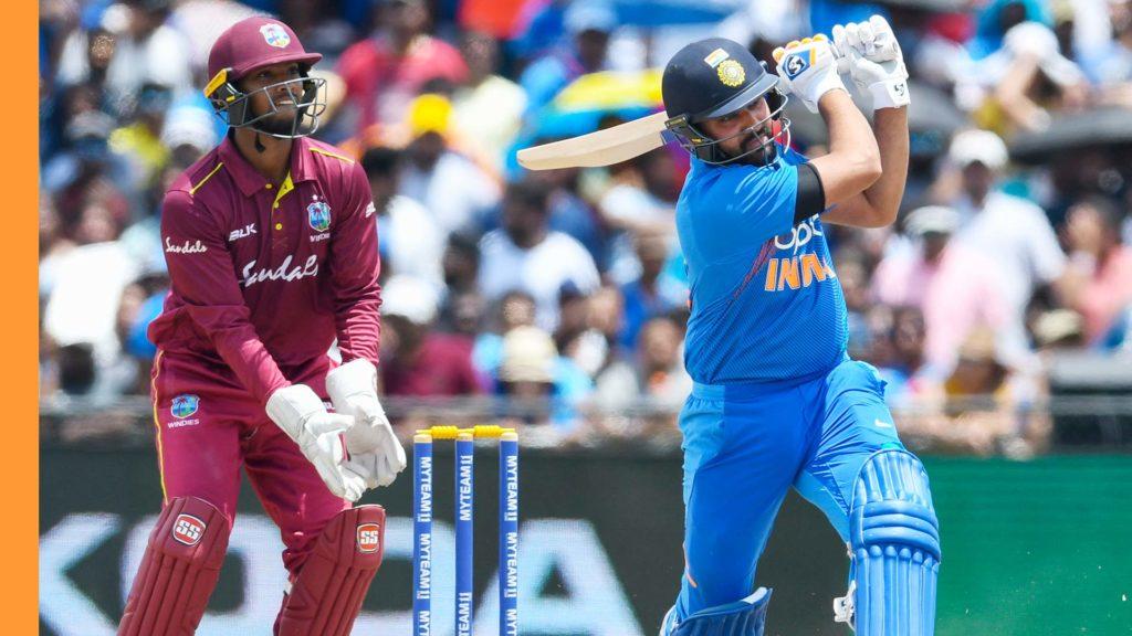 India vs Windies WI Tour IND