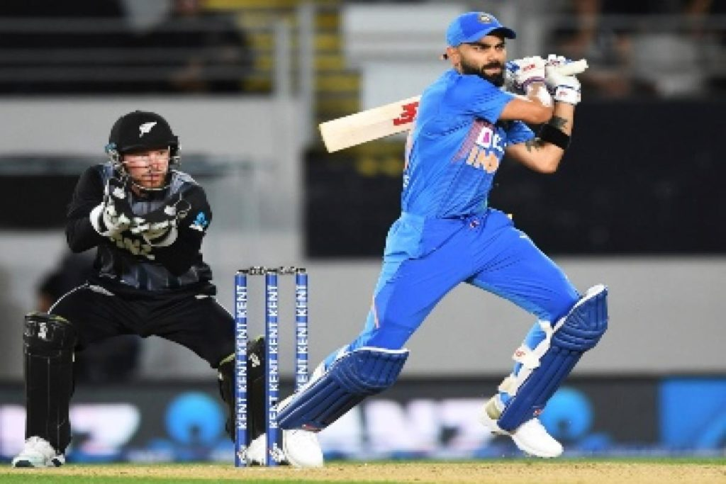 India vs New Zealand IND Tour NZ