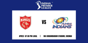 Punjab Kings vs Mumbai Indians 17th T20 IPL 2021
