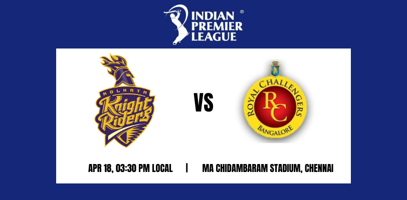 Royal Challengers Bangalore vs Kolkata Knight Riders 10th T20 IPL 2021