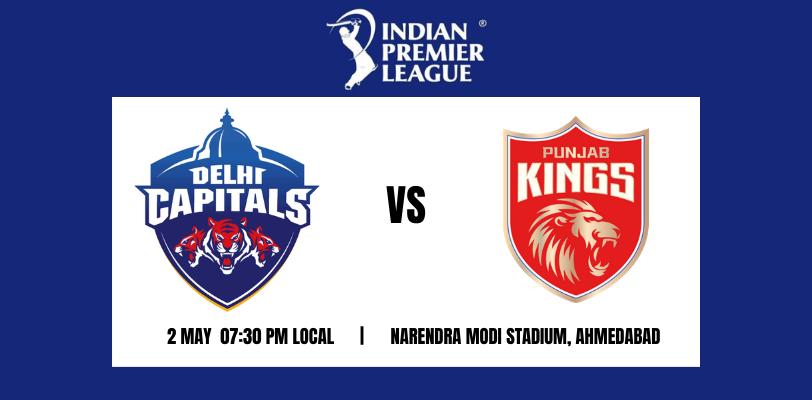 Punjab Kings vs Delhi Capitals 29th T20 IPL 2021